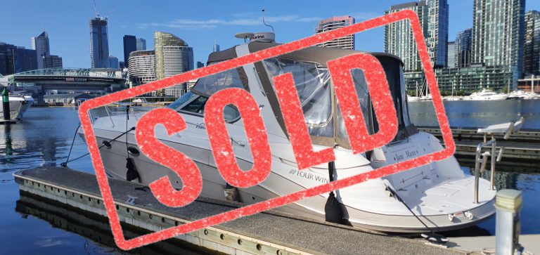 Sold Melbourne Boat Sales