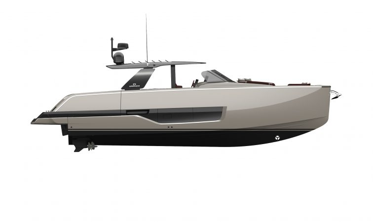 A46_Luxury_Tender_side_view